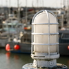 桟橋のランプ