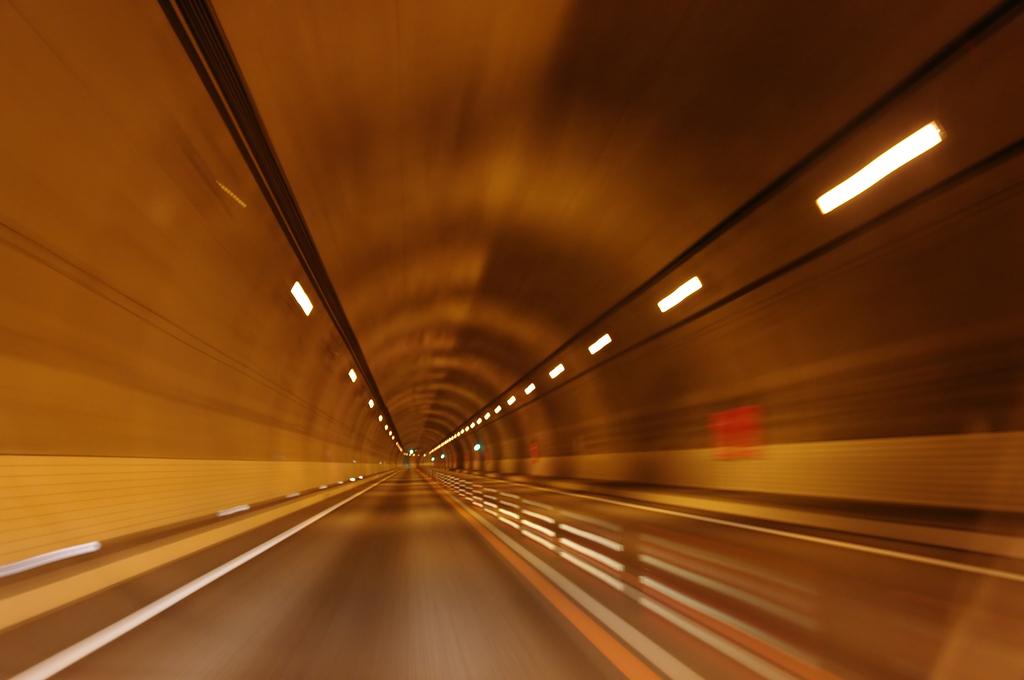 トンネル(山形道)