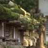 若宮神社への参道にて