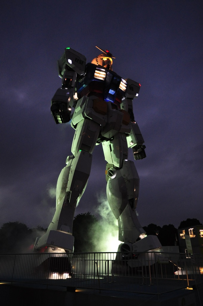 Night GUNDAM