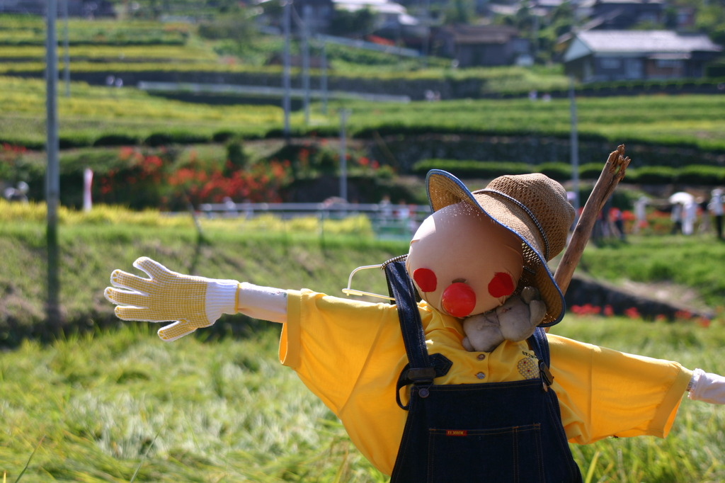 田園~鬼木棚田祭り~