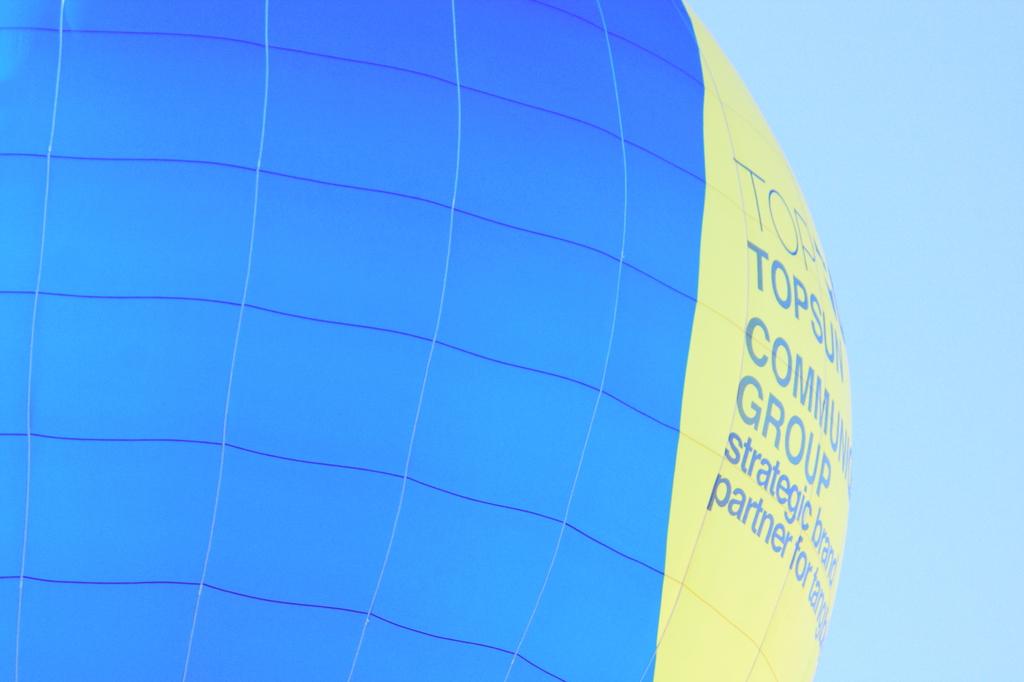 Balloon Fiesta へ行こう!-light blue-