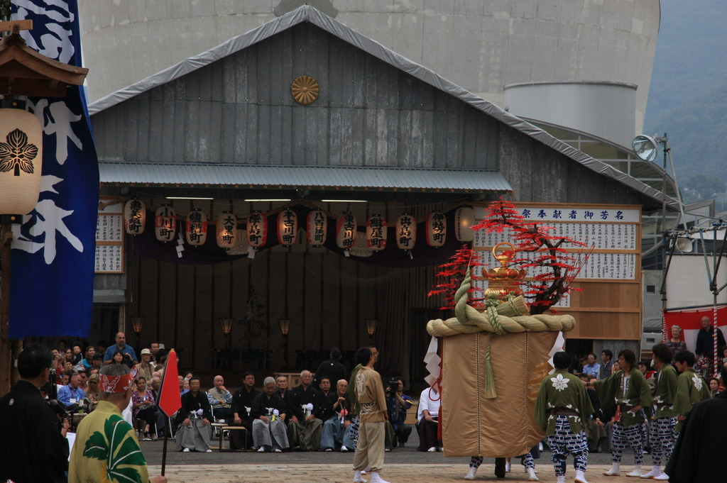 長崎くんち百景 19