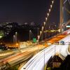 夜の関門橋 Part2