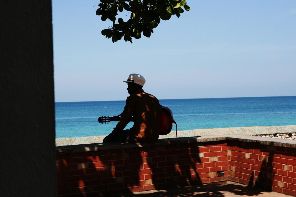 ジャマイカのギタリスト