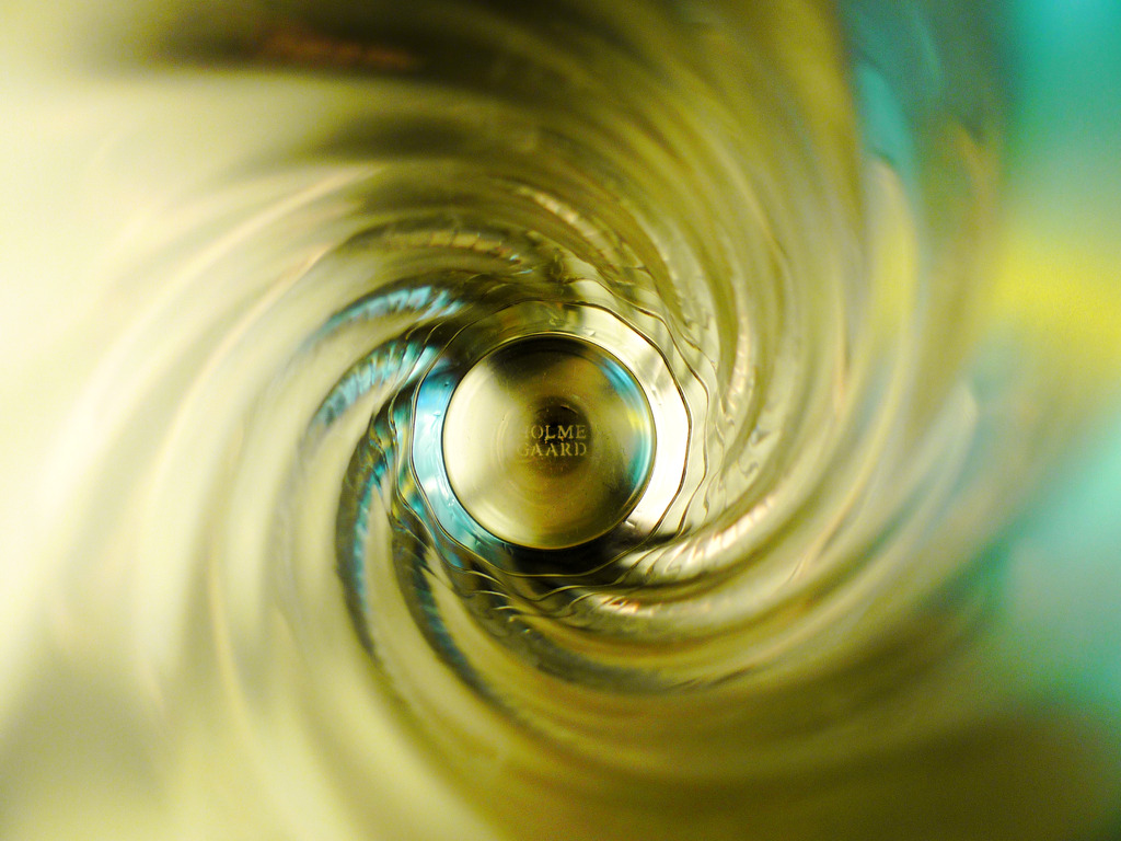 clear tube