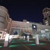 札幌駅ビルと北天