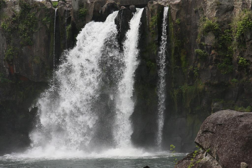 原尻の滝 大分県