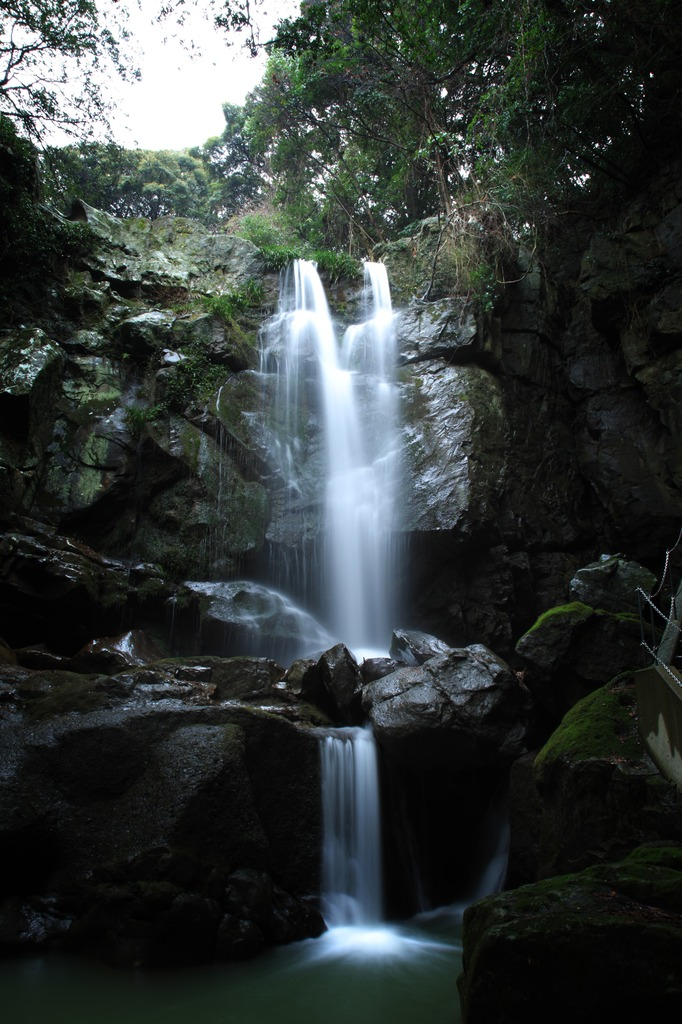 淡路島 鮎屋の滝