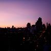 Midtown West at dusk