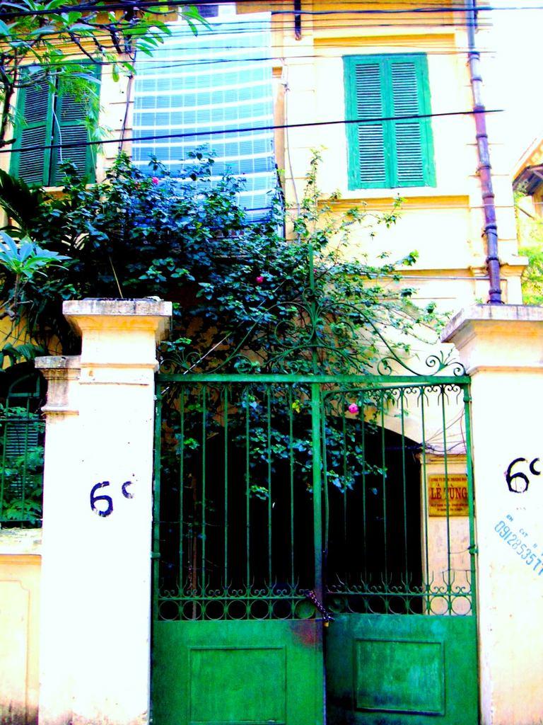 Green, Green House