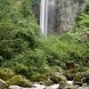 平湯大滝~流れ輝き