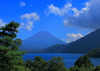 CANON Canon EOS 70Dで撮影した(富士五湖めぐり・本栖湖畔)の写真(画像)