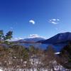 本栖湖 冬景色