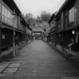 金沢散策 ひがし茶屋街