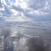 冬 穏やかに煌めく海にて