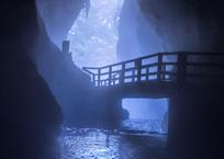 地底探検5(出口)