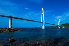 大きな橋がある街~長崎7