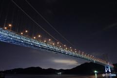 2016年 撮り納め 因島大橋