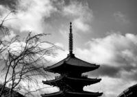 NIKON NIKON D600で撮影した(八坂の塔)の写真(画像)