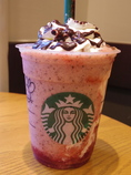 ♥strawberry delight frappuccino♥