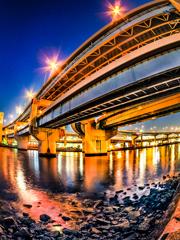 千鳥橋ジャンクション