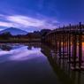 夢幻へ架かる鶴の舞橋