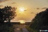 海へ夕日を撮りに行こう