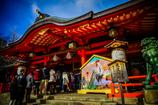 生田神社の迎春