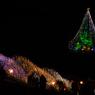 NIKON NIKON D700で撮影した(宮ケ瀬の大階段とクリスマスツリー)の写真(画像)