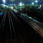 NIKON NIKON D700で撮影した(貨物線)の写真(画像)