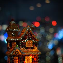 NIKON NIKON D700で撮影した(メルヘンなお家)の写真(画像)
