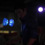 NIKON NIKON D700で撮影した(光るコマを操る人)の写真(画像)