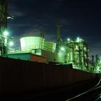 NIKON NIKON D700で撮影した(輝く線路)の写真(画像)