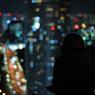 NIKON NIKON D700で撮影した(夜の街に散りばめた宝石)の写真(画像)
