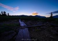 RICOH IMAGING PENTAX K-1で撮影した(黎明アラスカ庭園)の写真(画像)
