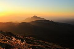 黎明~韓国岳