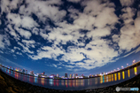 真夜中の淀川