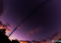 NIKON NIKON D7100で撮影した(電線より先を眺めて)の写真(画像)