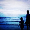 君が見つめた海