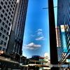 2/27 横浜の青空。