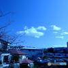 2/14 バレンタインデーの青空 2