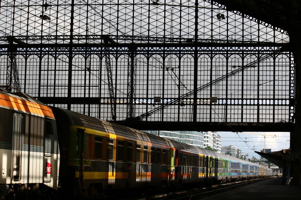 Gare d'Austerlitz, Paris, FR