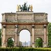Arc de Triomphe du Carrousel, Paris, FR