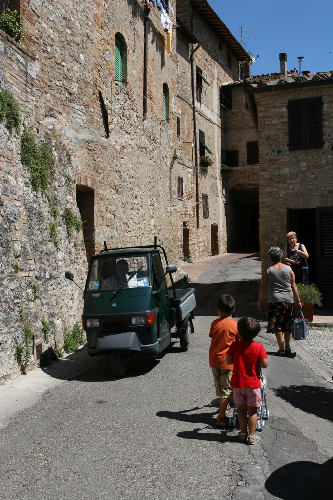 San Gimignano, IT