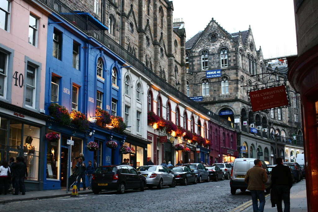 Edinburgh, UK