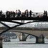 Pont des Arts, Paris, FR