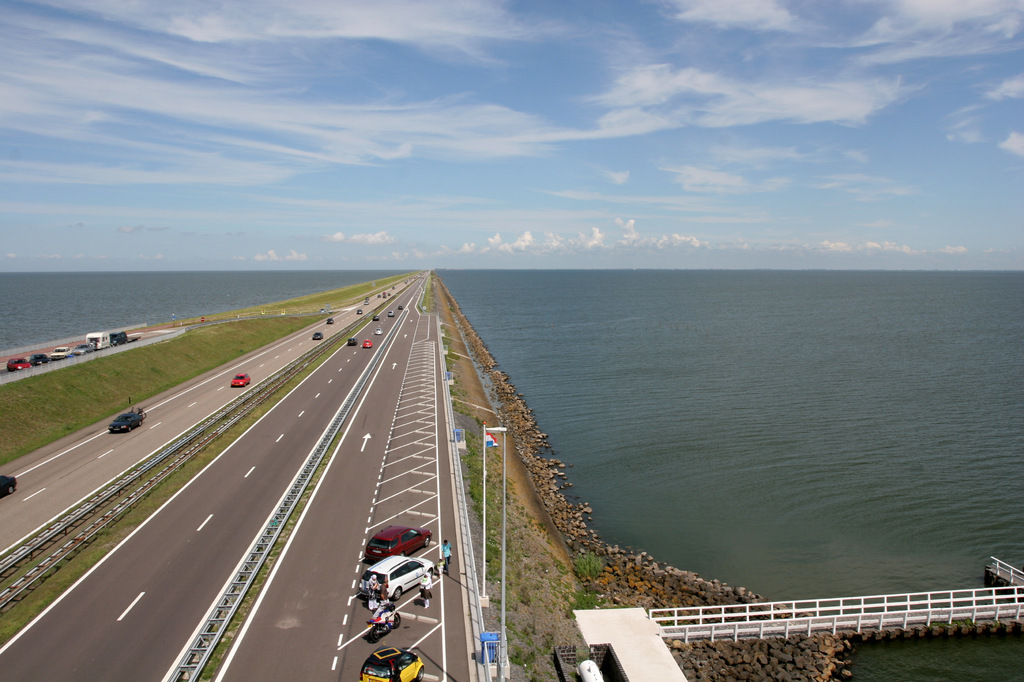 Afsluitdijk, NL