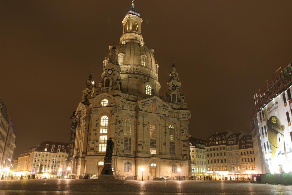 Frauenkirche, Dresden, DE