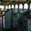 南極観測船ふじ操舵室
